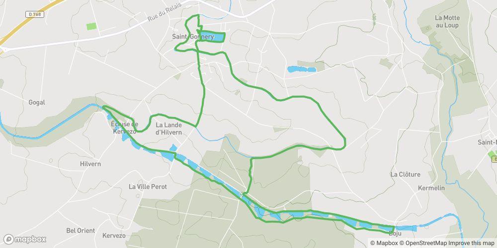 Circuit du canal et de la Rigole d'Hilvern