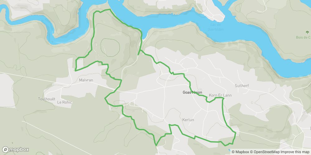 Circuit de la Butte de Malvran