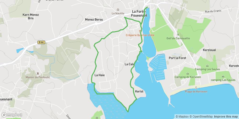 Circuit de La Haie