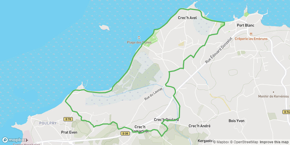 Circuit de Port Blanc