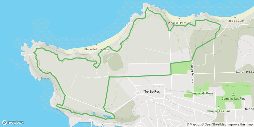 Balade sur le Cap d'Erquy - Sentier des plages sauvages