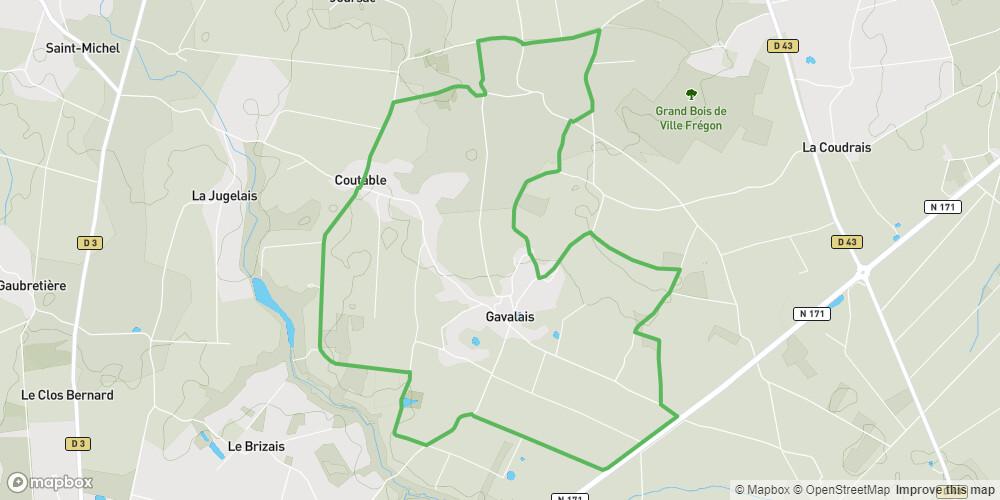 Circuit de Gavalais
