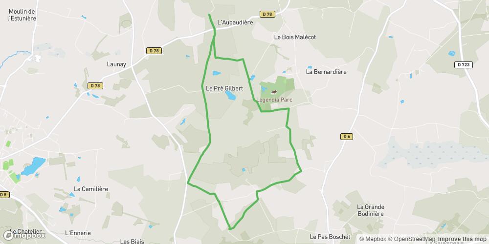 Circuit de la Chapelle St Vital