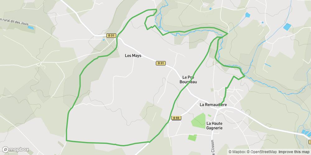 Circuit de la Haute Divatte