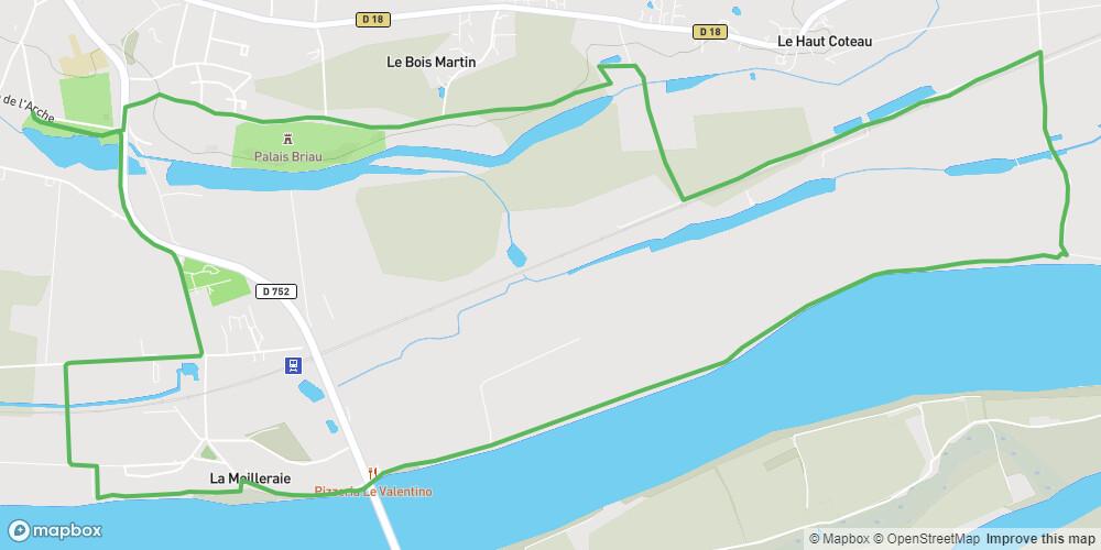 Circuit de la Madeleine