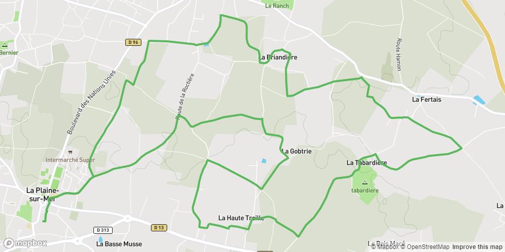 Circuit de la Tabardière
