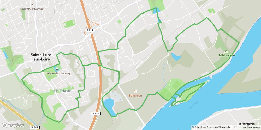 Circuit de l'Île Clémentine