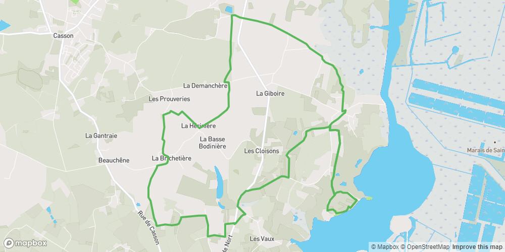 Circuit de l'Île de Mazerolles