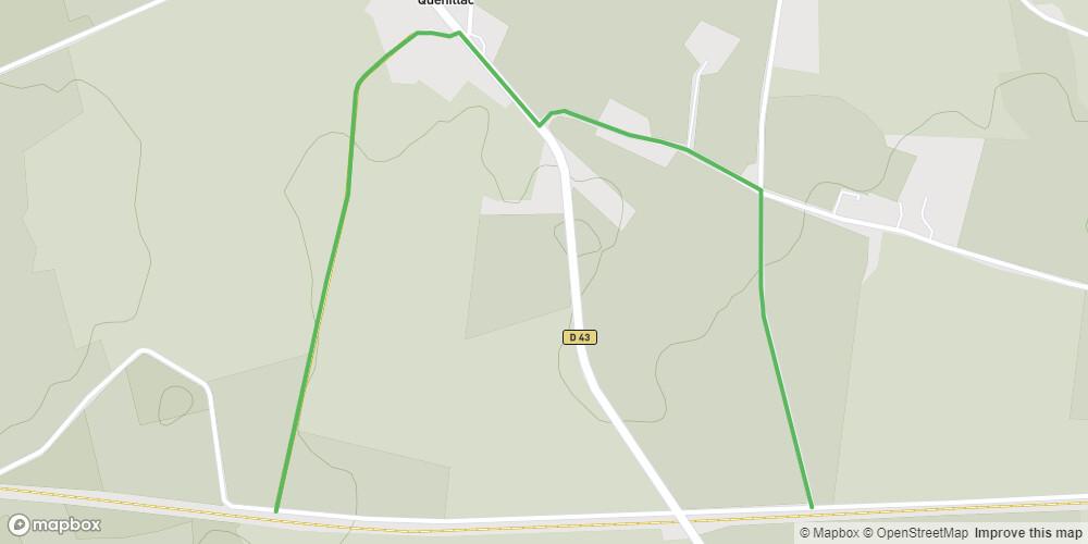 Circuit de Saint Eloi (variante)