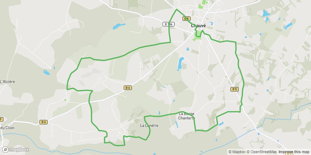 Circuit des Marais et des Moulins