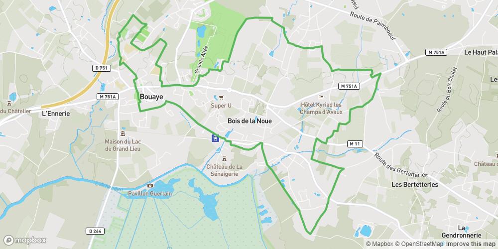 Circuit des Moulins Bouaye