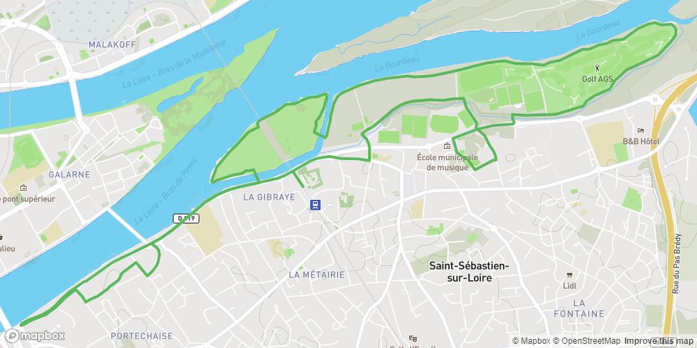 Circuit des Six Pélerins