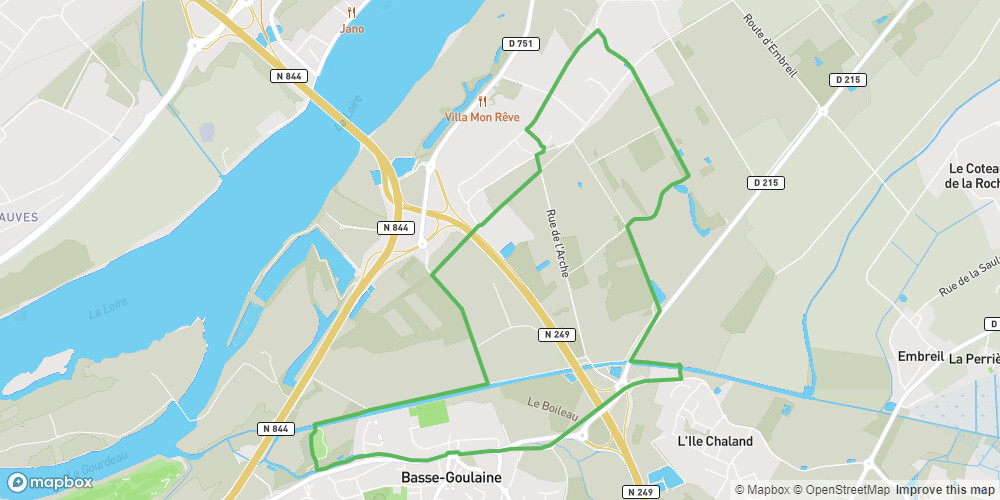 Circuit du Canal de Goulaine