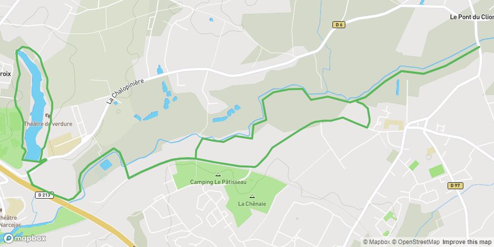 Circuit du Canal de Haute Perche