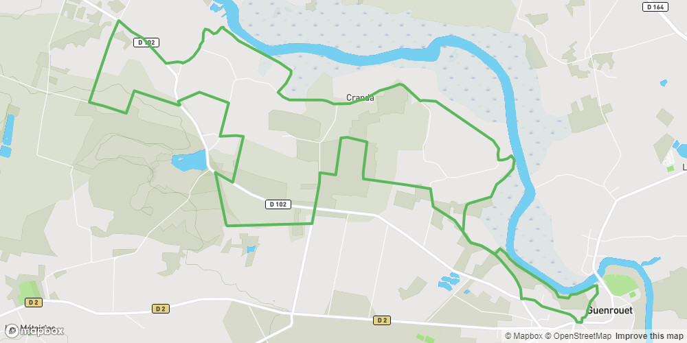 Circuit du Cougou