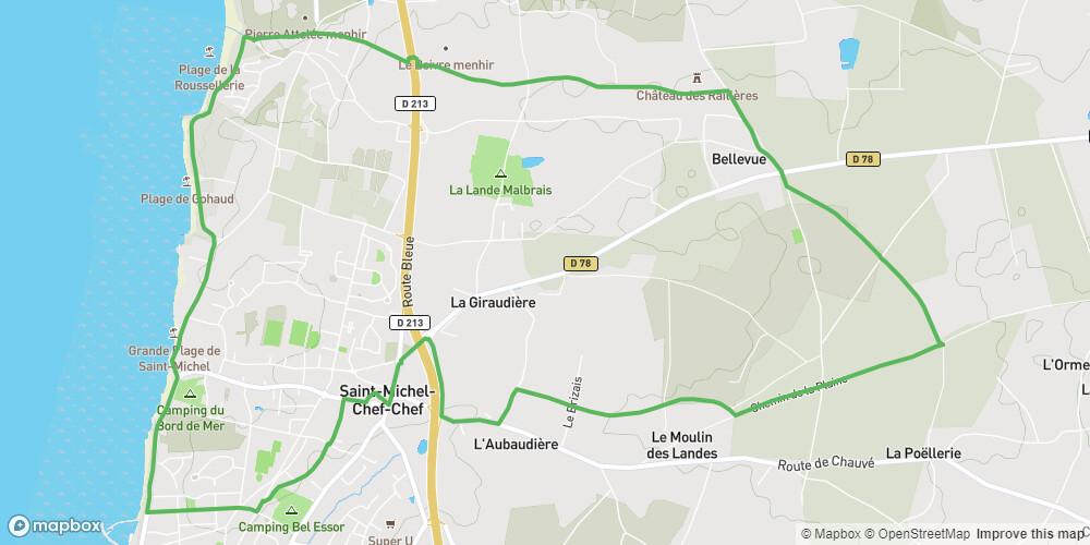 Circuit du Littoral et des Moulins
