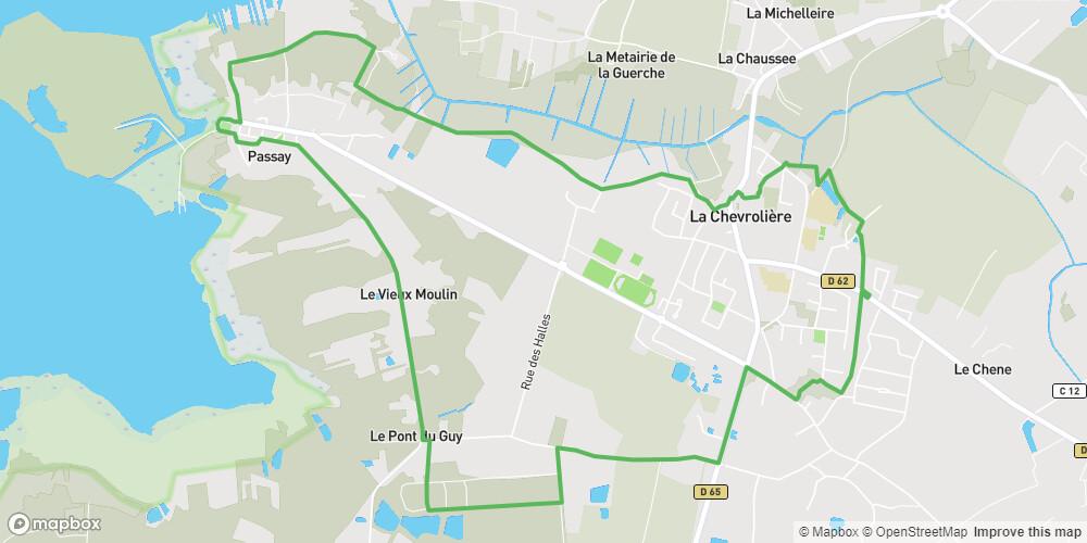 Circuit de Passay