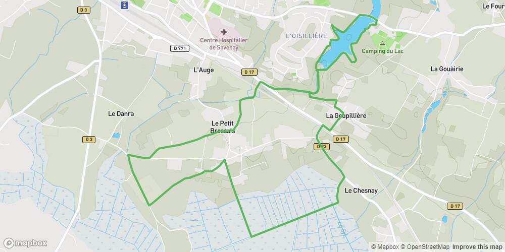 Sentier du Marais du Fresnier