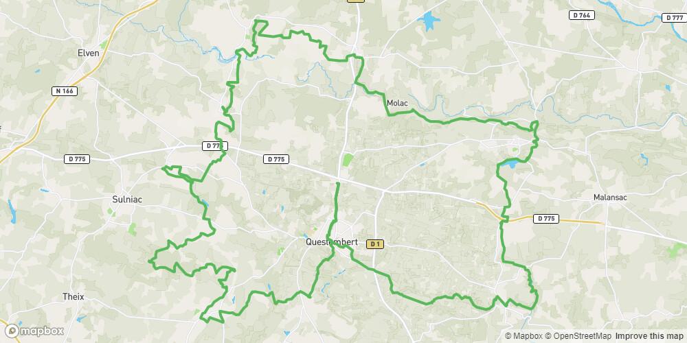Tour du Pays de Questembert