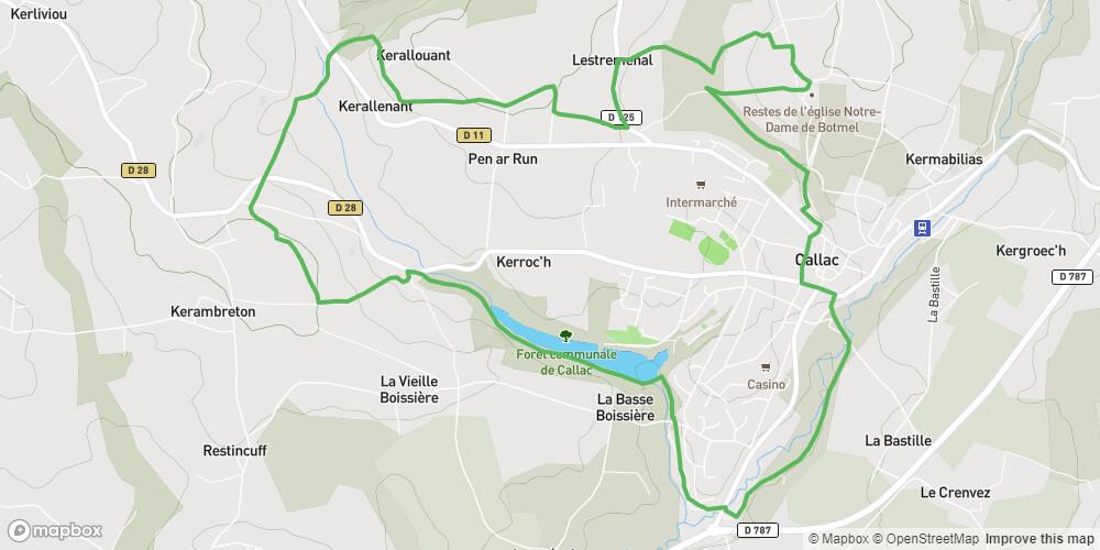Circuit des 3 rivières