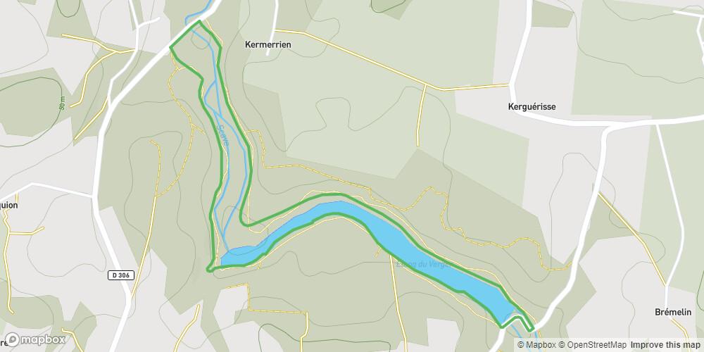 Circuit l'étang du Verger
