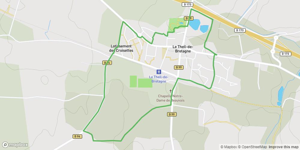 Chemin de Beauvais