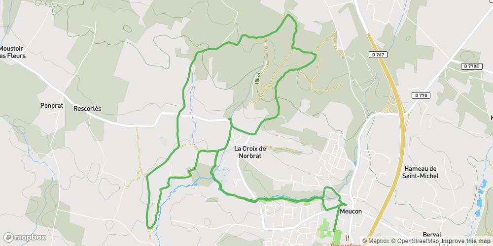 Circuit des Sources, Meucon