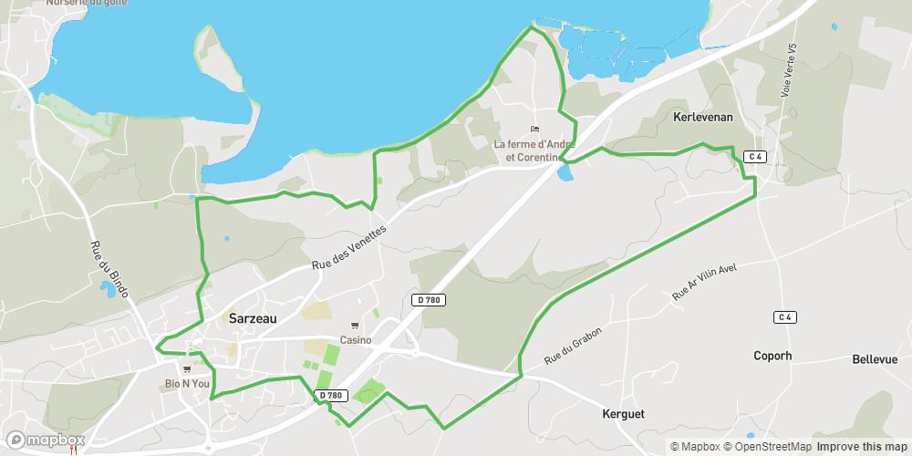 Sarzeau : Le Circuit du Patrimoine