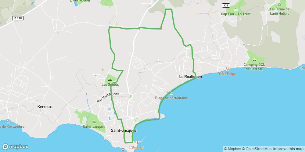 Saint Jacques : Détour par le Port