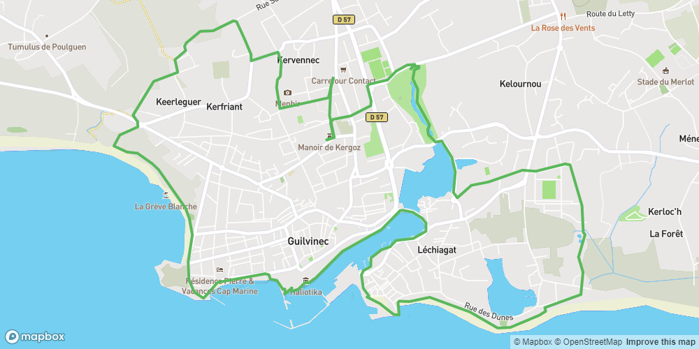 Balade le long des ports